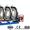 Сварочные аппараты для стыковой сварки полиэтиленовых труб SUD250-500Н (Гидравли #1567558
