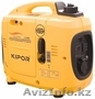 Генераторы  и электростанции KIPOR различной мощности.