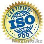 ISO 14001,  ISO 9001  Сертификаты качества для участия в тендерах
