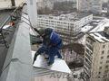 Ремонт,  установка балконных козырьков в Алматы