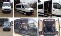 Катафалки,  Автобусы на похороны