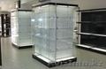 Предлагаю изготовление торгового оборудования из стекла.