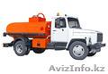 Топливозаправщик АТЗ-4.9 (ГАЗ-3309,  1 секция)