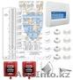Пожарная сигнализация - установка,  настройка,  сервисное обслуживание