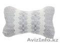 Ортопедическая подушка на подголовник кресла 46325