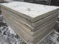 Плиты перекрытия плоские полнотелые ПТП