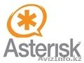 Установка,  настройка IP PBX Asterisk (АТС Астериск)