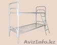 Кровати железные для казарм,  кровати для строителей,  кровати металлические оптом