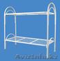 Кровати металлические для бытовок,  кровати трёхъярусные для рабочих. оптом