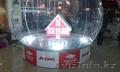 Оформление торговых центров на праздники,  световые 3D фигуры,  буквы,  декорации,