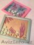 Багетные рамки с иллюстрацией Дракон и ящерица