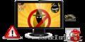 Удаление вирусов смс баннеров-вымогателей троянов шпионских программ