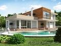 Проектирование домов,  коттеджей и вилл