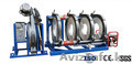 Сварочные аппараты для стыковой сварки полиэтиленовых труб SUD630-1000Н (Гидравл