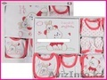 Комплект на выписку для новорожденных (10 пред-в),  Турция
