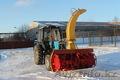 Навесное оборудование снегоочистителя фрезерно-роторного СНР-200