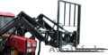Вилы погрузочные ОП-300.11.00.000 к погрузчику на МТЗ-320