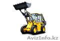 Погрузчик - экскаватор XCMG WZ30-25