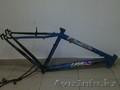 Рама на велосипед с цепью