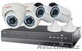 Установка видеонаблюдения 5000 тг