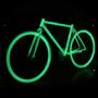Светящаяся краска AcmeLight для велосипеда